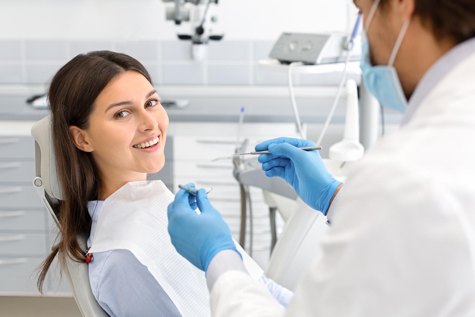 Regular dental check-ups